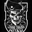 Tanjak Hitam Embroidered Patch