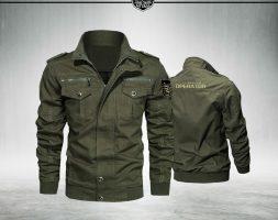 Jacket: Tanjak Hitam Operator